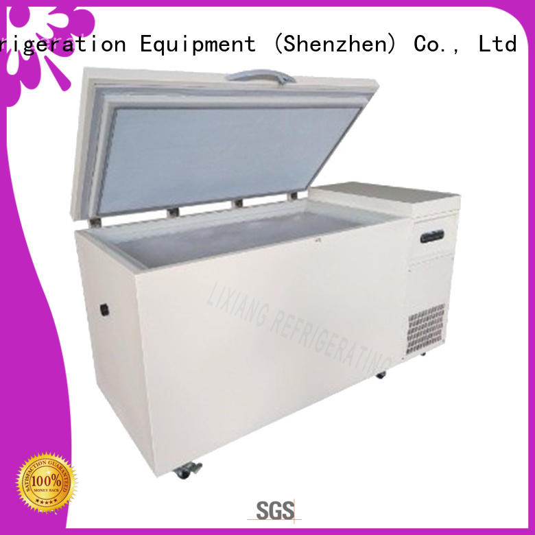 commercial ice chest freezer deepsea on sale for seafood