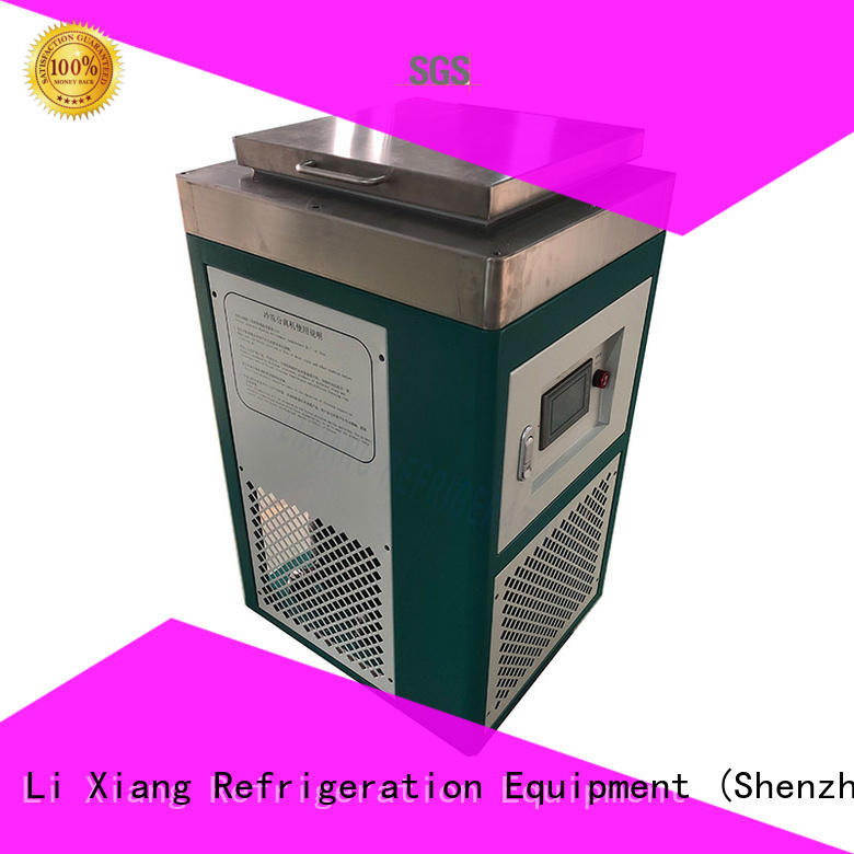 Li Xiang repairing lcd freezing separator machine screen for repairing mobile phone