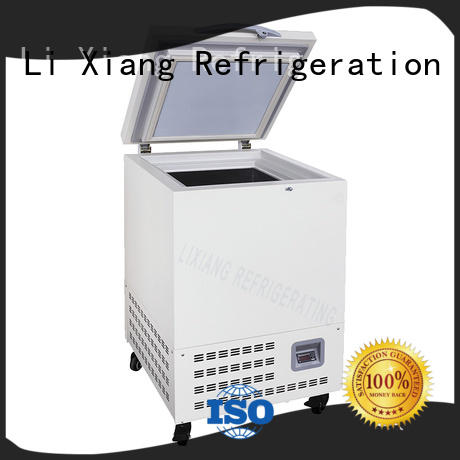 Li Xiang high quality mini ice chest freezer accessories for aquatic products