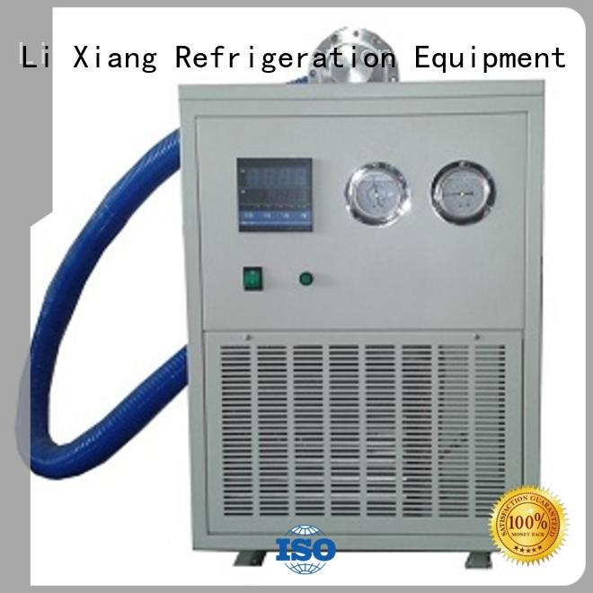 Li Xiang cryogenic cold trap chiller for gas trap