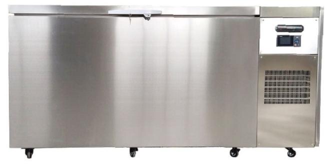 Commercial large chest freezer LXBX-620LT40