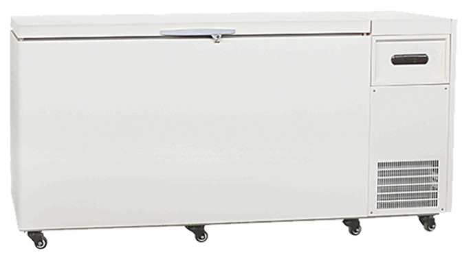 Deep frozen large chest freezer with top opening door LXBX-456LT40