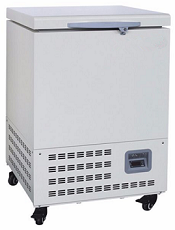 Lab freezer, Cryopreservation mini chest freezer, Deep cooling freezer LXBX-58LT60