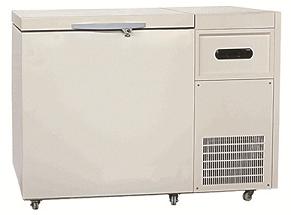 Food deep storage small chest freezer LXBX-118LT40