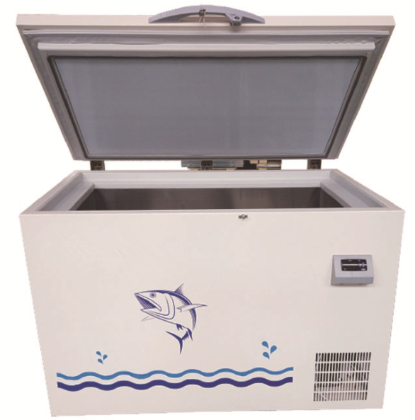 Tuna freezer & Deep-sea fish large chest frozen freezer LXBX-456LT60