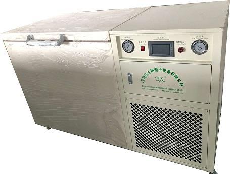 -150°C Ultra low temperature LCD frozen separator freezer LXBX-120L
