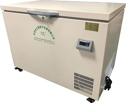Chest Tuna freezer, Seafood preservation freezer, Food preservation freezer LXBX-218LT40