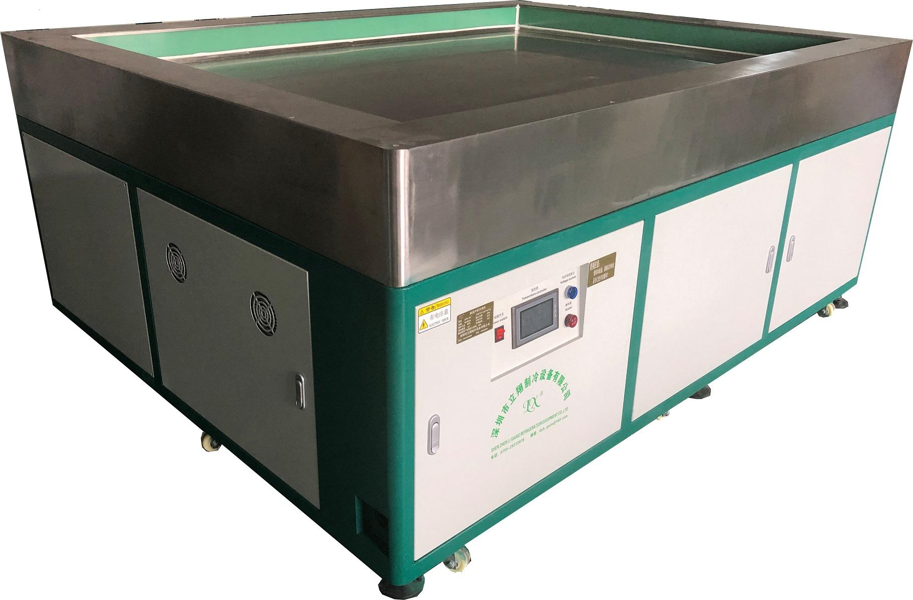 86 inch TV LCD Frozen separator machine