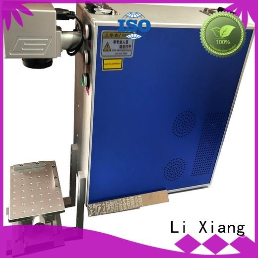 Li Xiang lcd laser engraving machine permanent for dismantling mobile phone LCD screen