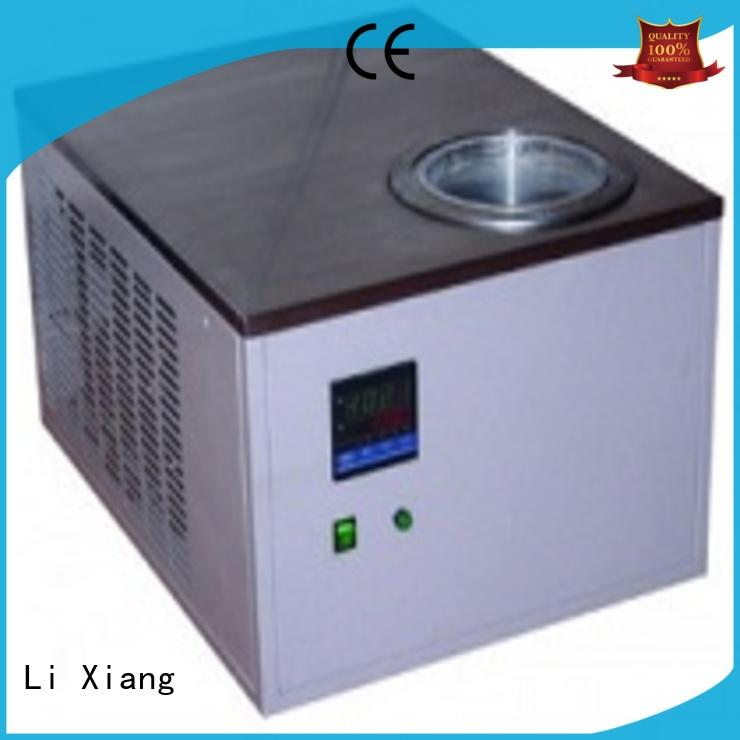 Li Xiang low refrigerated cold trap equipment for low temperature liquid bath