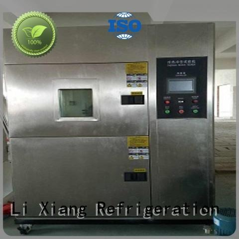 Li Xiang 3zone test chamber temperature for electronic