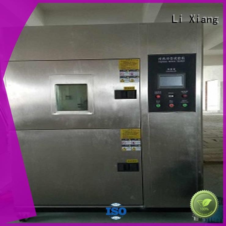 Hot test chamber three-zone type Li Xiang Brand