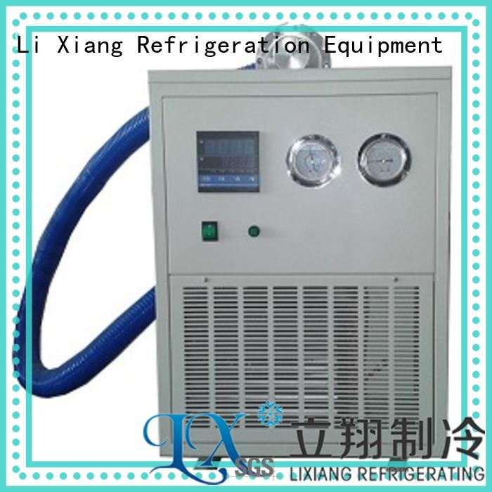 Li Xiang temperature refrigerated cold trap for low temperature liquid bath