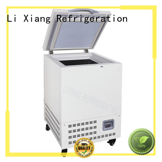 Li Xiang chest mini chest freezer accessories for seafoods.