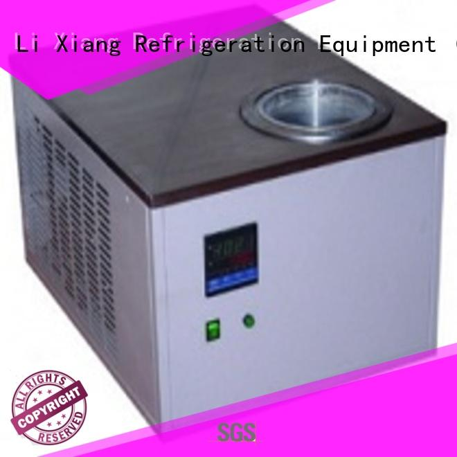 Li Xiang low refrigerated cold trap bar for gas trap